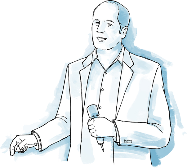 Daniel Schönwitz sprechen