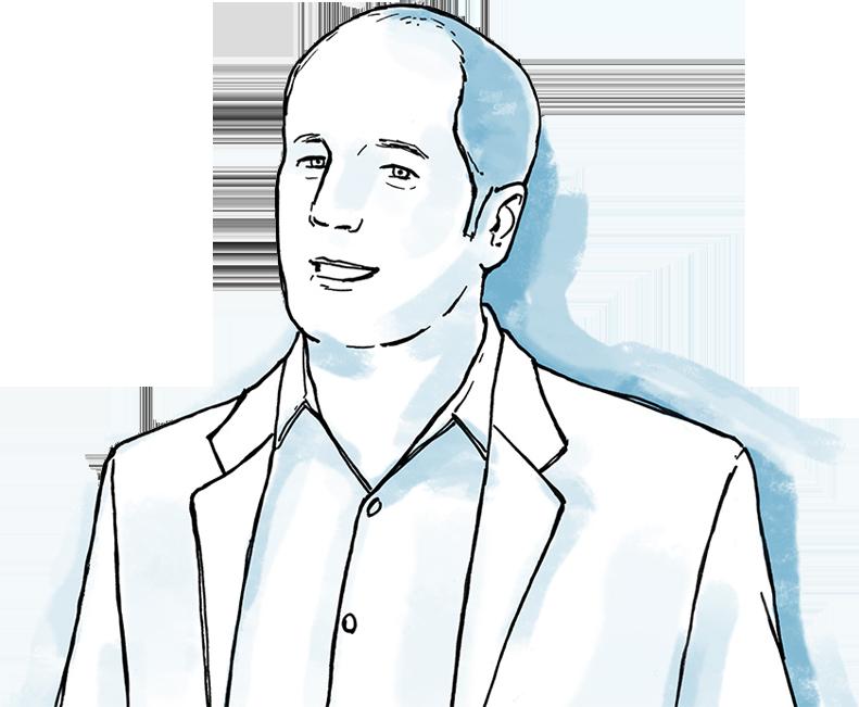 Daniel Schönwitz Portrait