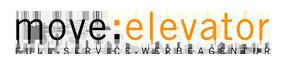 Logo move:elevator